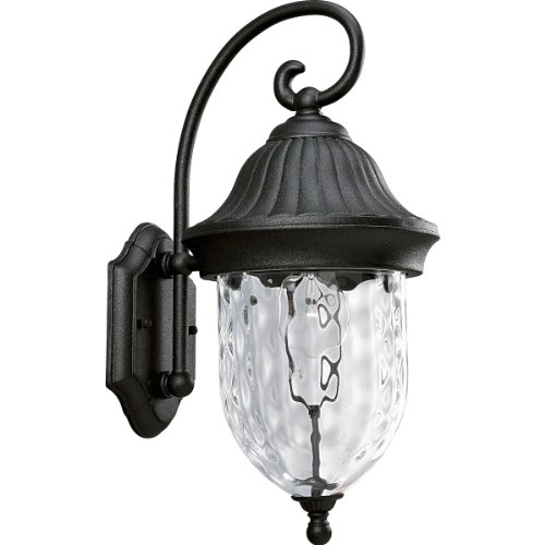 Hammered Glass Outdoor Lighting in US - 6
