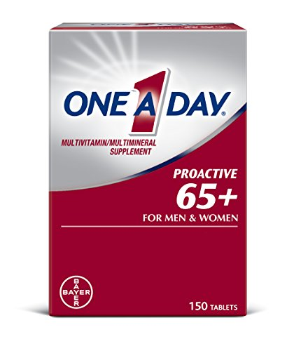 One A Day Proactive 65+ Multivitamin, 150 -