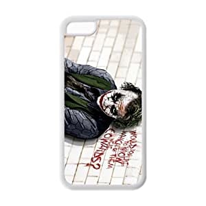 meilz aiaiTPU Case Cover for iphone 6 4.7 inch Strong Protect Case Cute The Joker Why So Serious Case Perfect as Christmas gift(1)meilz aiai