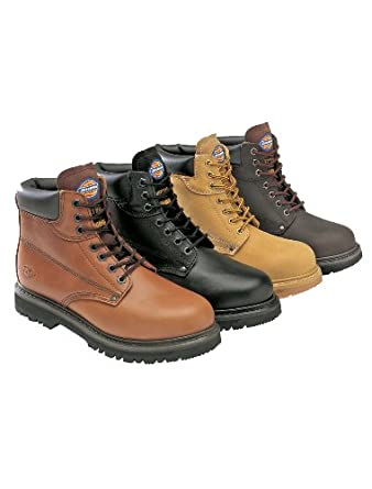 954c2cb33c9 Amazon.com: Dickies Cleveland Super Safety Boot: Clothing