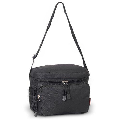 Everest Cooler / Lunch Bag Color: Black
