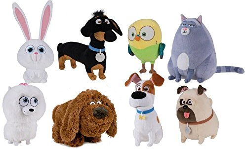 Amazon.com: THE SECRET LIFE OF PETS - Plush toy