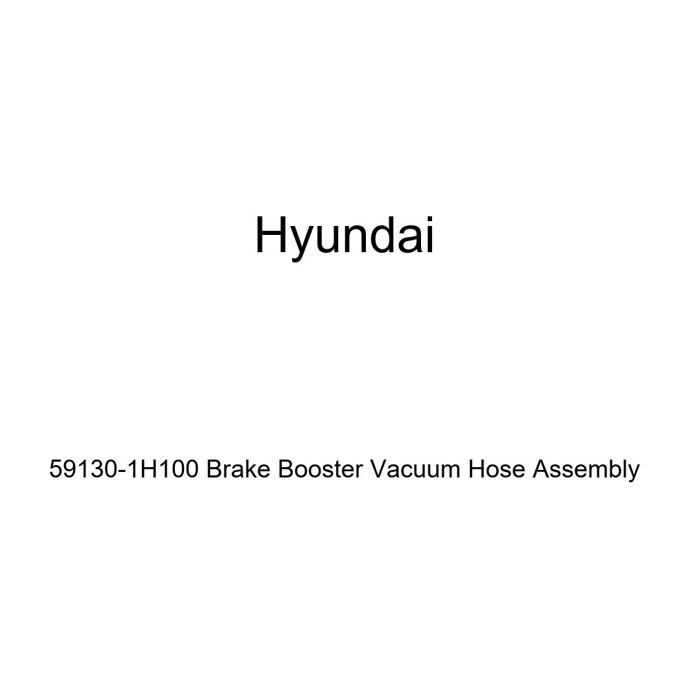 Genuine Hyundai 59130-1H100 Brake Booster Vacuum Hose Assembly