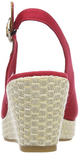 Sling Basic Tango Iconic Donna Rosso Espadrillas Back Red Elba Tommy 611 Hilfiger 1UIwxHqng