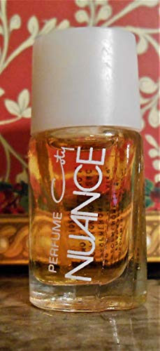 Coty Nuance Pure Perfume .12oz Miniature Dab Discontinued