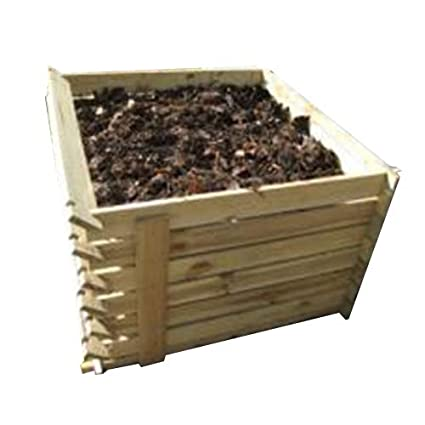 Amazon.com: Primrose London – Contenedor para compost ...