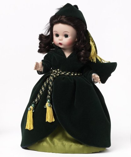Madame Alexander Scarlett O'Hara In Portiere Dress