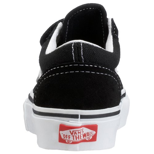 Vans Old Skool V Core, Black-13 Youth