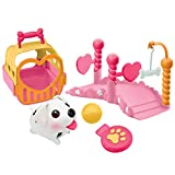 Chubby Puppies Polecourse Playset