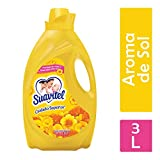 Suavitel Suavizante Líquido Suavitel Adiós Al Enjuague Fresco Aroma Del Sol 3000ml, color, 3000 ml, pack of/paquete de