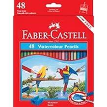 Faber-Castel 48 watercolour pencils