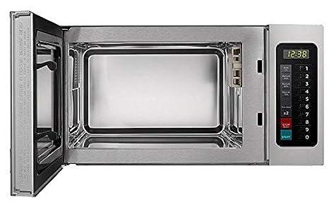 Quattro 1000 W programable comercial Catering microondas: Amazon ...