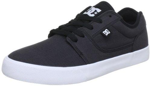 DC Shoes DC Shoes - Schuhe - TONIK SHOE - D0302905-BAHD - black 302905-M - Zapatillas de deporte de cuero para hombre, color negro, talla 45.5