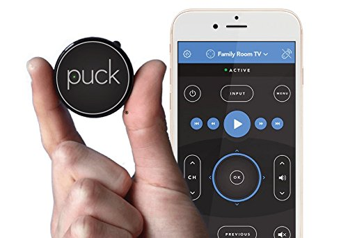 Price comparison product image PUCK,  The Smart Universal Remote - 2 Pack