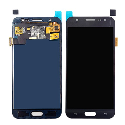 Skyline for Samsung Galaxy J5 2015 J500 J500F SM-J500F LCD Display Touch  Screen Digitizer Assembly Replacement for Samsung J5 2015 LCD with  Brightness