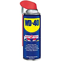 Pidilite WD-40 Multi Use Maintenance Spray with Smart Straw - 450 ml (365 g)