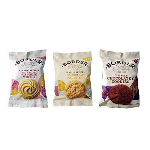 Border Biscuits Handbaked Mini-Pack Biscuits Single Pack (150)