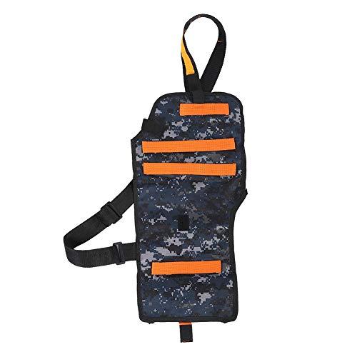 VGEBY Target Pouch Storage Bag, Adjustable Holster Shoulder Belt Bag for Nerf Toy Gun