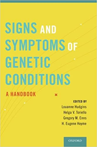 amazon signs and symptoms of genetic conditions a handbook