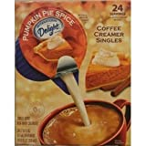 International Delight, Pumpkin Spice Non Dairy Coffee Creamer, 24 Count (Pack of 4)