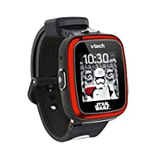 VTECH Kid Zoom Smartwatch Star Wars Stormtrooper, Black