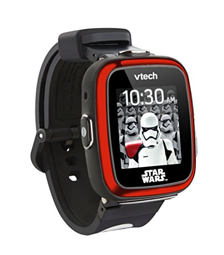 VTech Star Wars First Order Stormtrooper Smartwatch]()