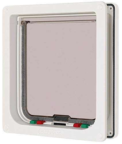 Cat Mate Large Cat Door White from Cat Mate