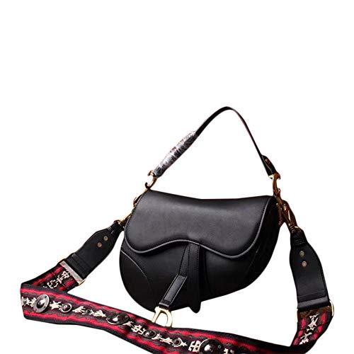 Dior Saddle Bags Calf Leather Pocket Handbags