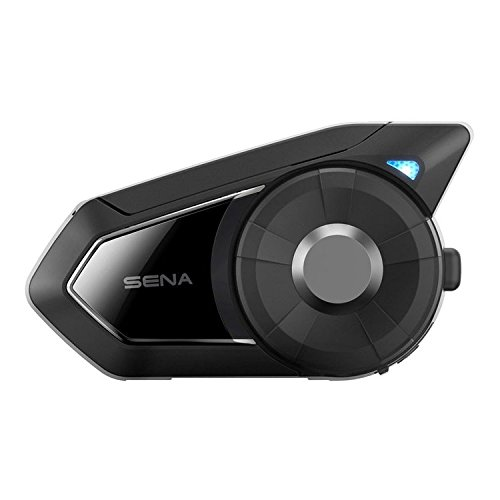 SENA 30K-01 SINGLE Motorcycle Bluetooth Communication System, 30K-01 by Sena