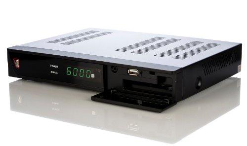 Xoro HRK 8750CI+ - Receptor de TDT (conexión HDMI), negro [importado]: Amazon.es: Electrónica