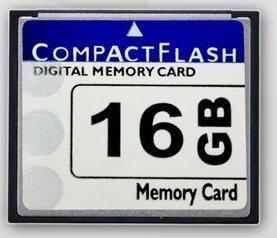16GB (CF) Card High Speed 400X Compact Flash Digital Industrial-Grade Memory Card