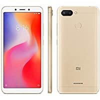 Smartphone Xiaomi Redmi 6 dual 32GB Camera dupla 12+5MP - Dourado