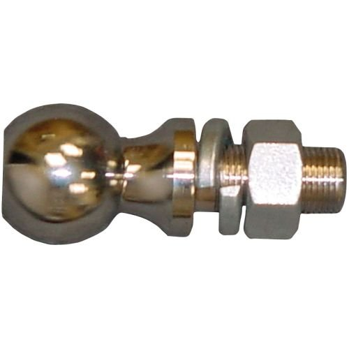 Complete Tractor Chrome Hitch Ball 1-7/8 Inch 3/4