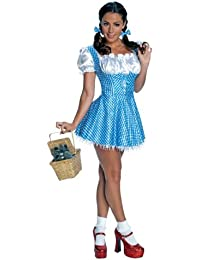 Wizard Of Oz 75th Anniversary Edition Sequin Dorothy Costume