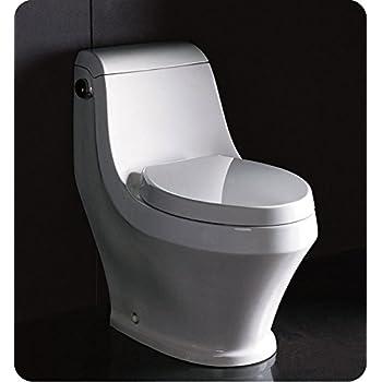Woodbridge T 0008 Luxury Bidet Toilet Elongated One Piece