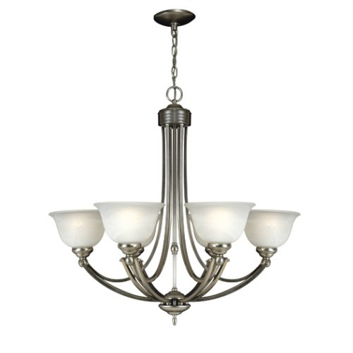 Quoizel Lighting Lenox Chandelier Light - 6