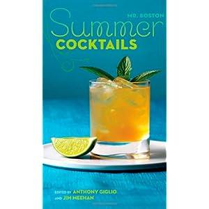 Mr. Boston Summer Cocktails
