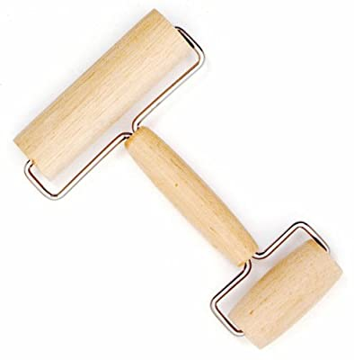 Norpro Wood Pastry/Pizza Roller