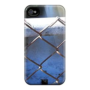 Iphone Cover Case - Riverfence Protective Case Compatibel With Iphone 4/4s