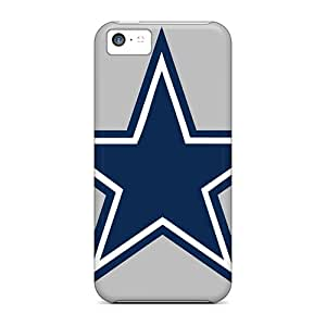Annmali Case Cover For Iphone 5c - Retailer Packaging Dallas Cowboys Protective Case