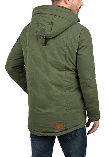 Hombre 3797 SOLID para Chaqueta Jacque Green Dry Ivy 80fIqSfpw