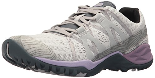 Merrell Women's Siren Hex Q2 E-Mesh Hiking Boot, Vapor, 8.5 Medium US - Merrell Ladies Shoes