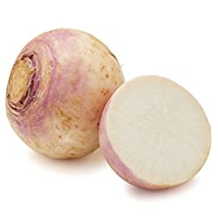 Organic Turnips, 1 lb