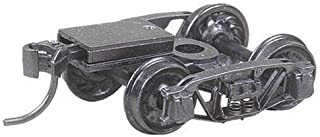 """product image for HO Andrews Truck w/Coupler, 33"""""""" Ribbed Wheel (1pr) KAD510"""