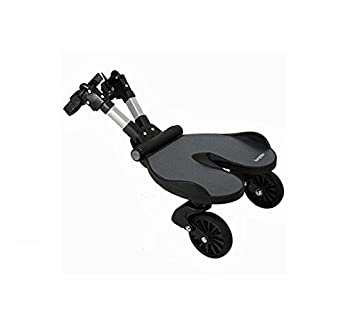 Amazon.com : Toddler Board for Prams & Strollers (Black) - 2 ...
