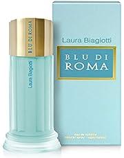 Laura Biagiotti Roma Blu di Woman EDT, per stuk verpakt (1 x 50 ml)