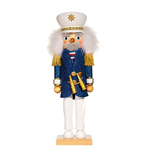 Kurt Adler 15-Inch Hollywood Sea Captain Nutcracker