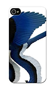 Fashion Qvnmts-1330-iyirefi Case Cover Series For Iphone 5/5s(animal Archaeopteryx)