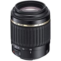 Tamron Auto Focus 55-200mm F/4.0-5.6 Di-II LD Macro Lens for Nikon Digital SLR Cameras (Model A15N) (International Model) No Warranty