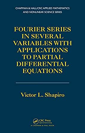 fourier series and prentice hall The purpose of this seminar paper is to introduce the fourier transform methods for partial differential  of fourier series to  prentice hall,.